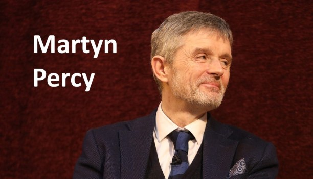 Martyn Percy name