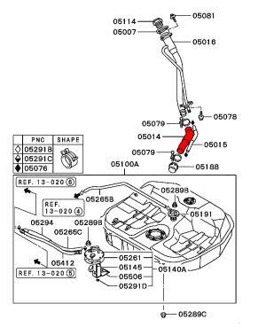 Viamoto Car Parts, Mitsubishi FTO Parts, FTO  Engine