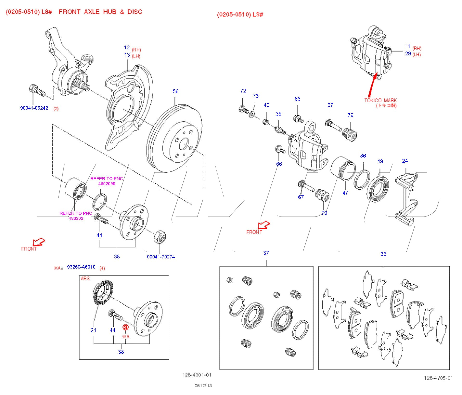 Ford Diagrams 1
