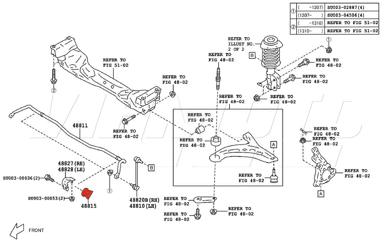 Viamoto Car Parts Toyota Gt86 Zn6 Parts