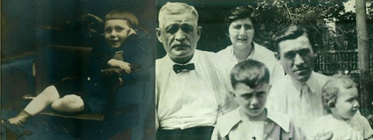 Harold Myers and family