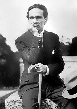 Cesar Vallejo in 1929