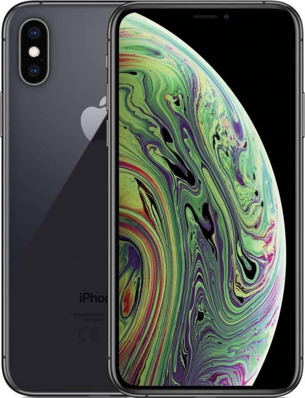 Apple iPhone XS Max 64GB Space Gray / nieuwstaat
