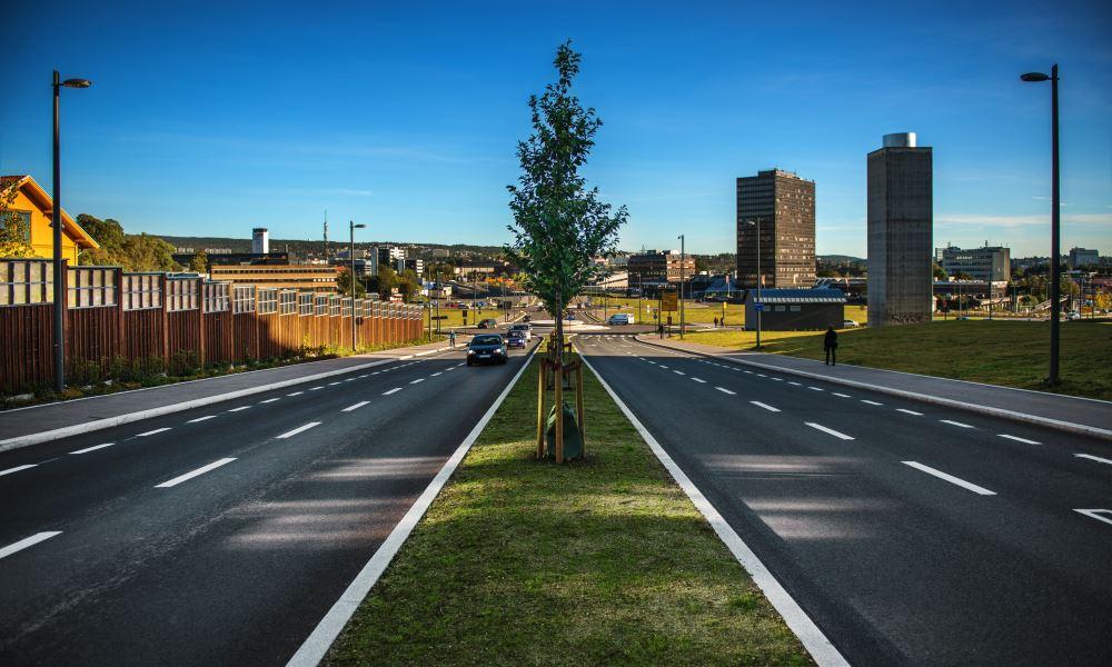 Dag Hammarskjølds vei