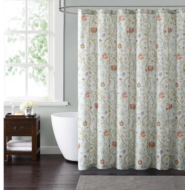 shower stall curtains