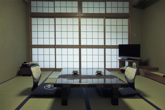 japanese floor table