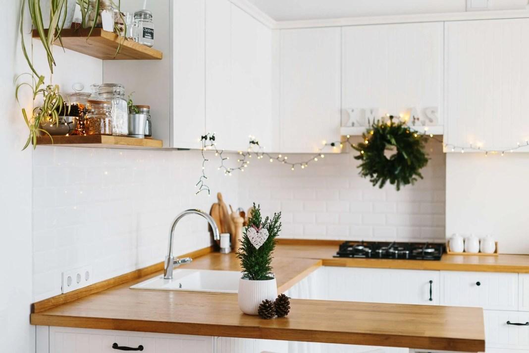 Over The Kitchen Sink Shelf