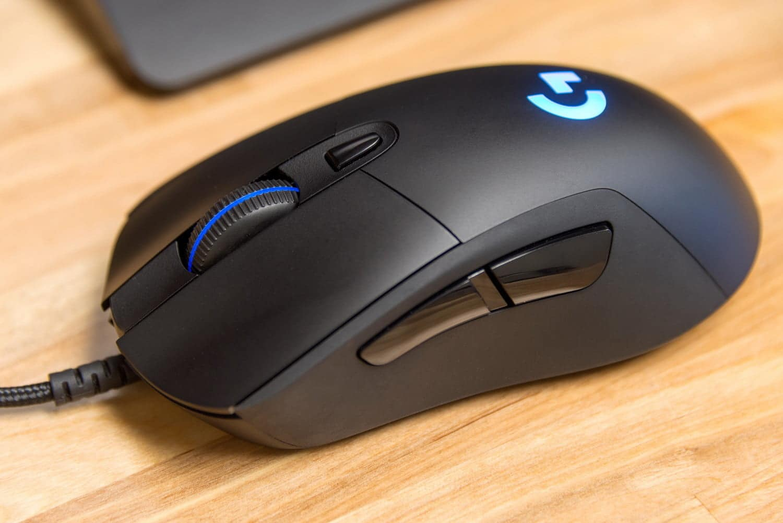Mouse Gaming Dari Logitech G403 Prodigy