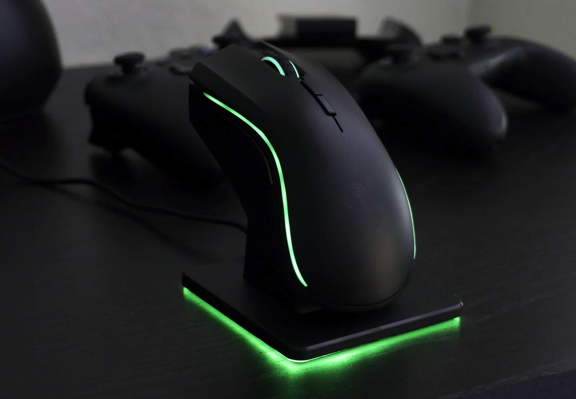 Mouse Gaming Razer Mamba