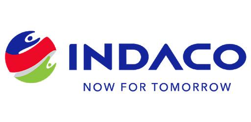 Logo Perusahaan Cat PT. Indaco