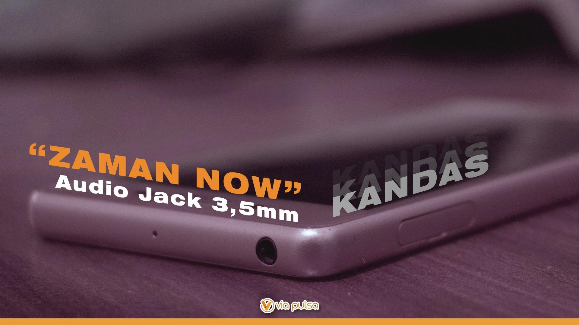 Background Artikel Audio Jack 3,5mm Kandas