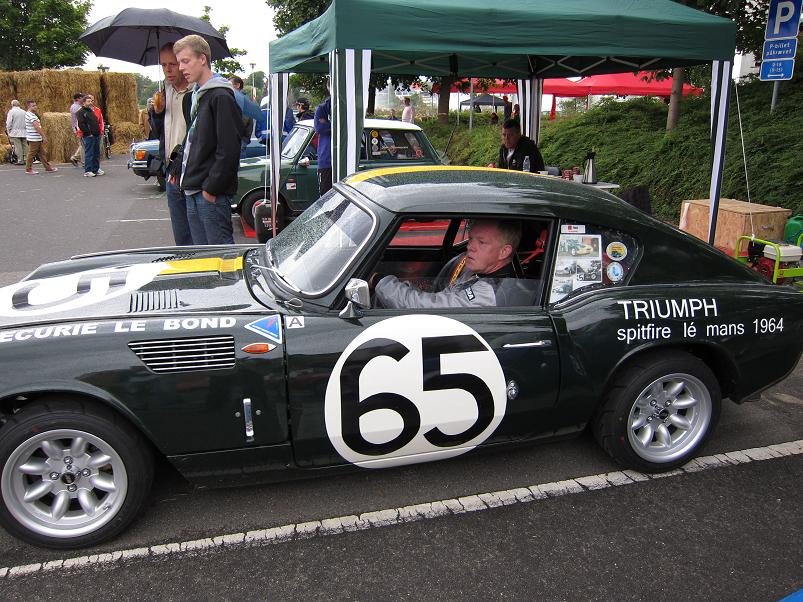 bf7289527b1 Automanias overraskelse: Triumph Spitfire med sex | ViaRETRO
