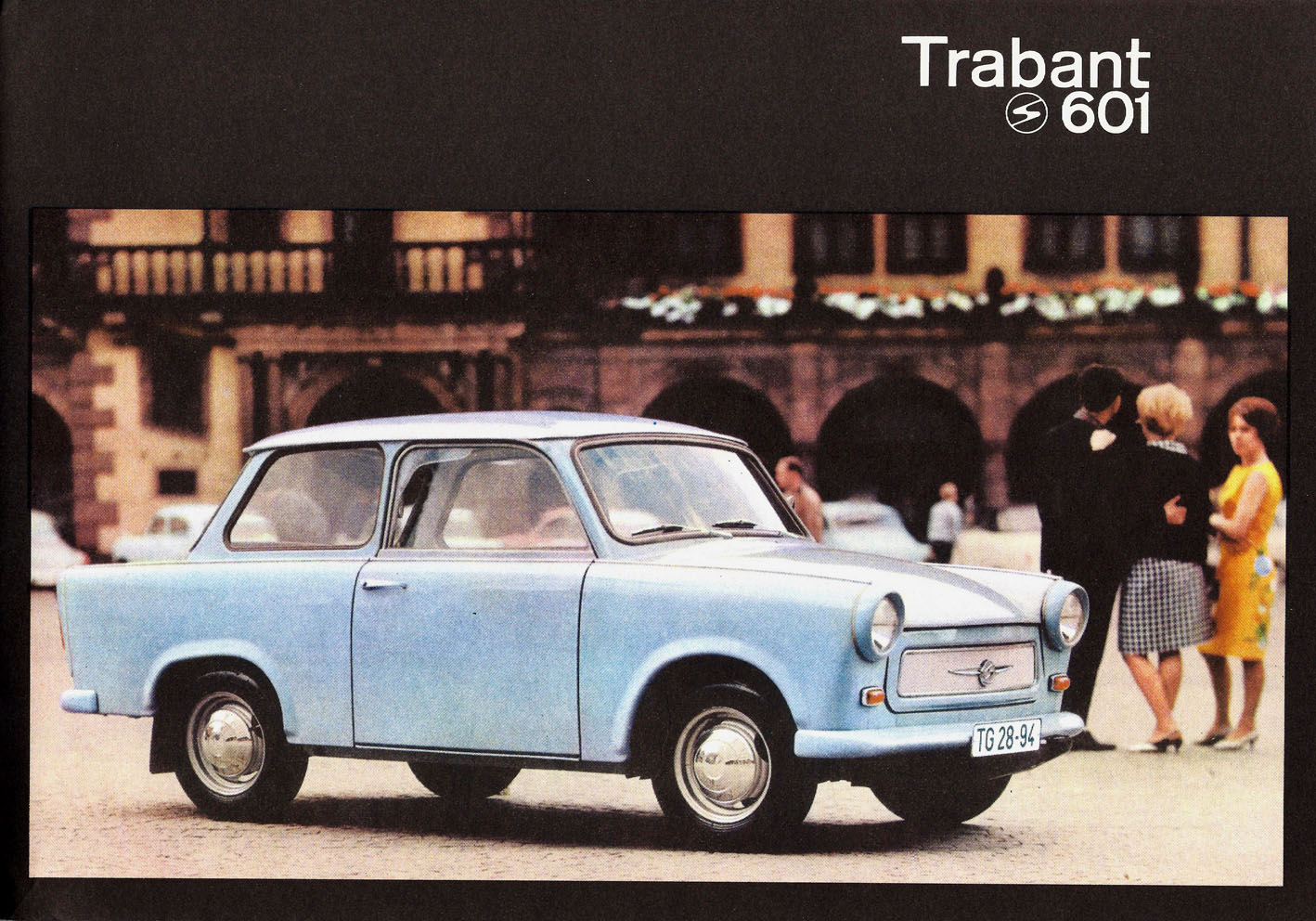 Turbo-Trabant: Alt kan restomoddes!