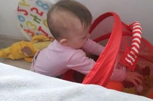 activitati pentru un bebelus inteligent