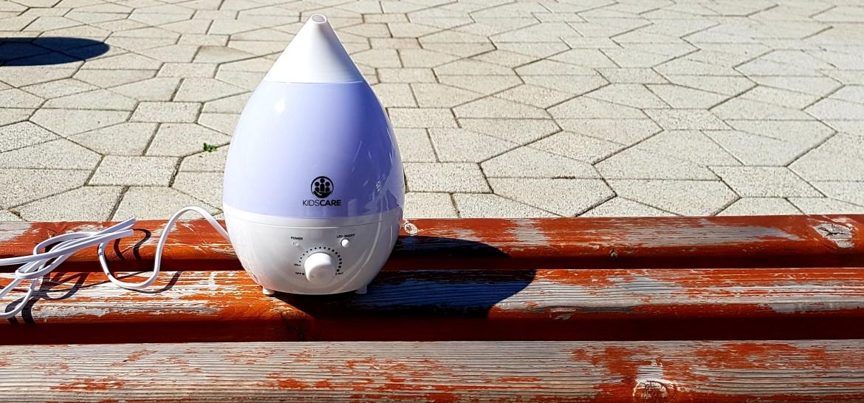 Umidificatorul de aer cu ultrasunete Kidscare