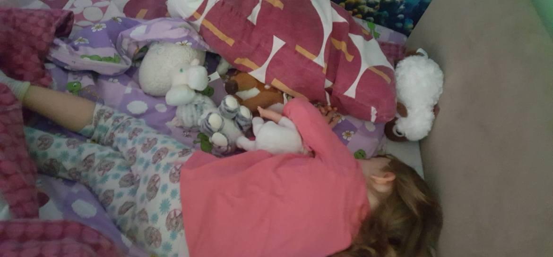 Cum doarme copilul
