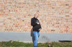 saptamana 32 de sarcina in tinuta bonprix