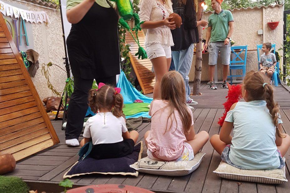 Locuri de mers cu copiii în zona Tineretului-Timpuri Noi