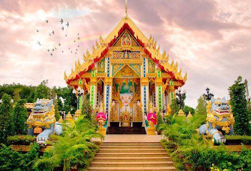Viaje Tailandia al Completo