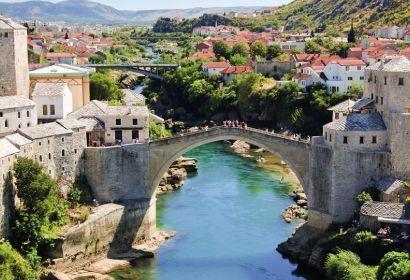 Viaje Bosnia - Mostar