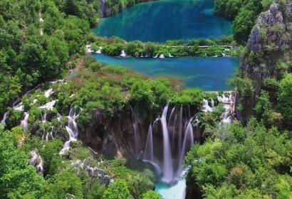 Viaje Croacia - Plitvice
