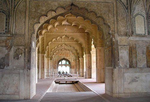 Viaje India - Triángulo Dorado, Delhi, Fuerte Rojo