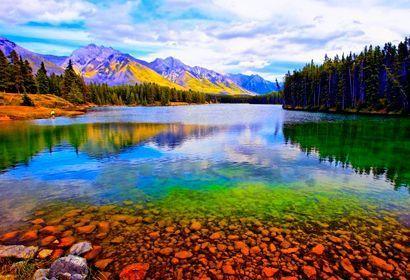 Viaje Canadá Oeste - Clásico de Rocosas I