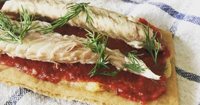 Helgfiske, bryggsegling och gudomlig Makrillmacka