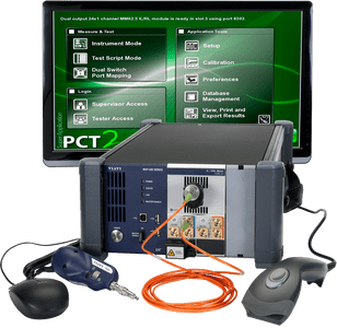 MAP PCT  IL and RL Test Modules    VIAVI Solutions Inc  Singlemode Insertion Loss   Return Loss test meter and fully EF compliant  multimode Insertion Loss test modules for use with the VIAVI advanced MAP  200