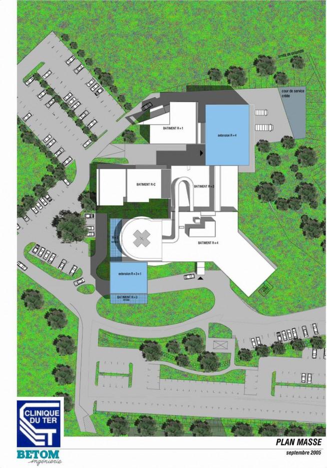 Extension Clinique – VITALIA | PLOEMEUR (56)