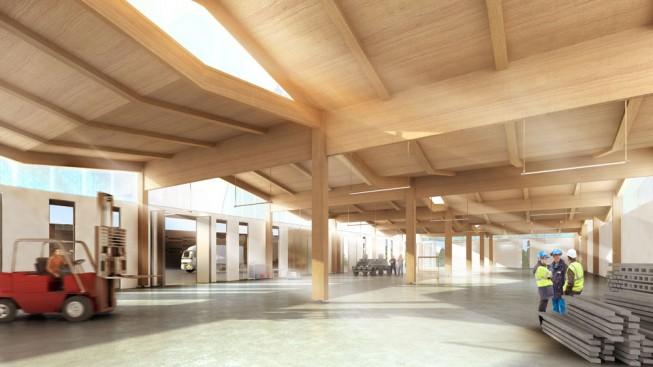 Campus Seine Aval | Achère (78)
