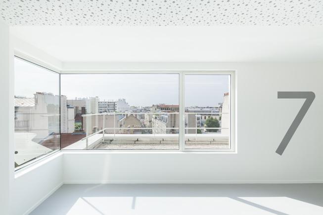 HR-3180 VIB Architecture Crèche logements Ménilmontant