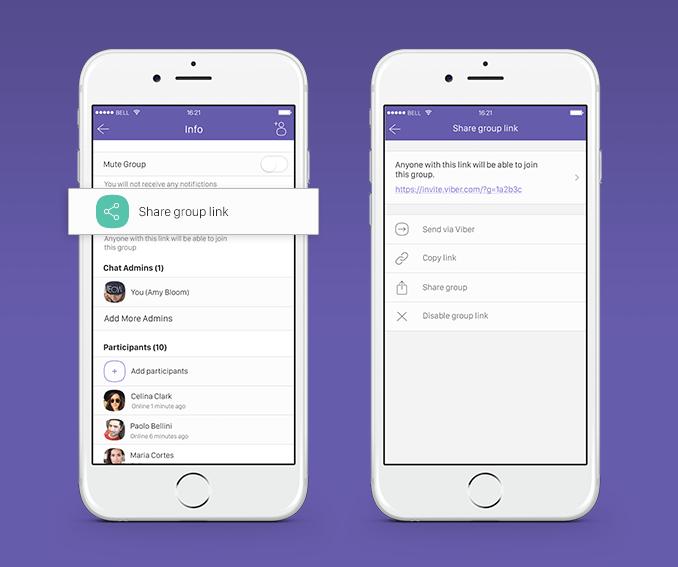 How Can I Invite Someone To Viber | Invitationsjdi org