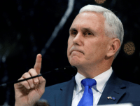 VP-Elect Mike Pence has a lot of Thank You letters coming from his arch nemesis