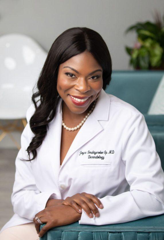 Black skin dermatologist near me