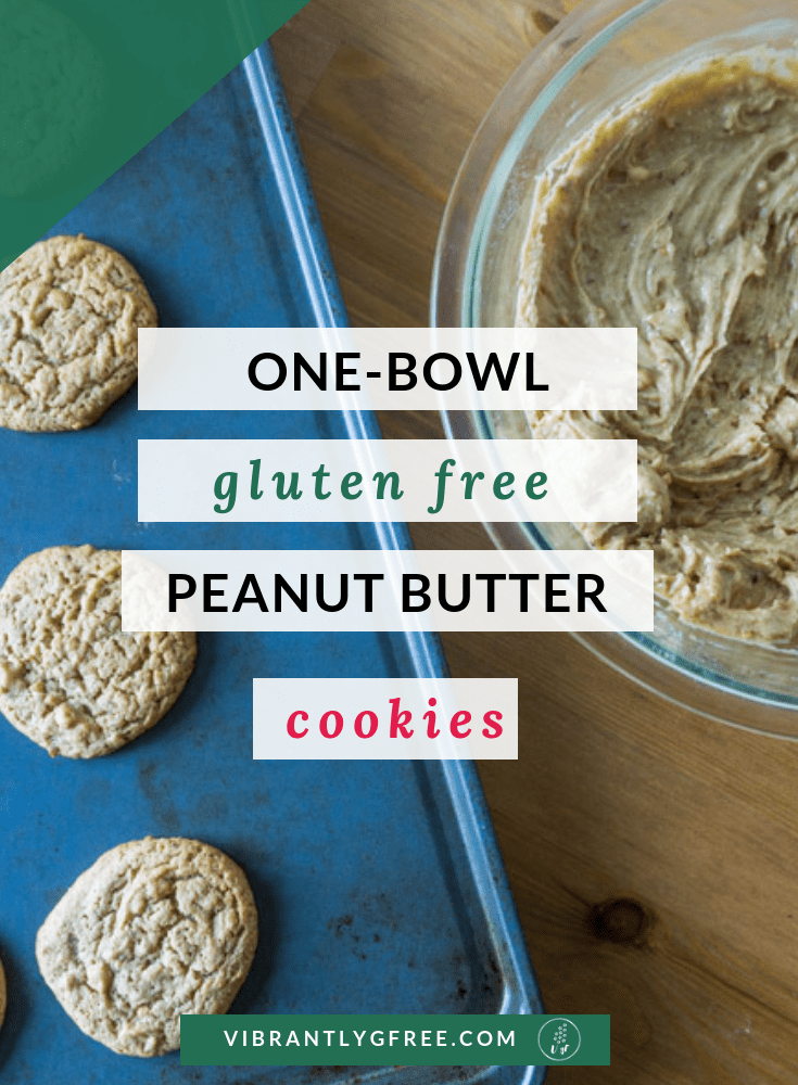 Gluten Free Peanut Butter Cookie Recipe PINs