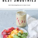 Gluten Free Smoothie Recipes Pin 6