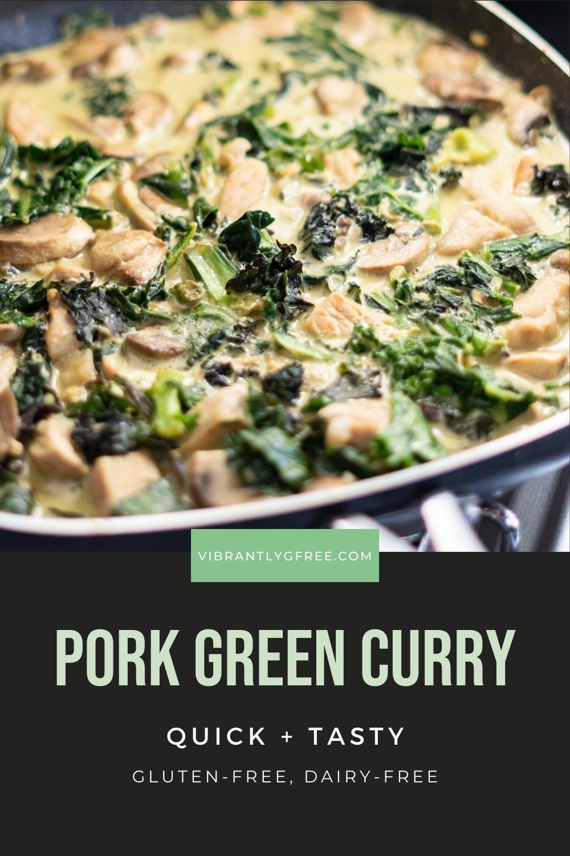 Pork Green Curry Pin 6
