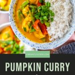 Pumpkin Curry with chicken PIN 6