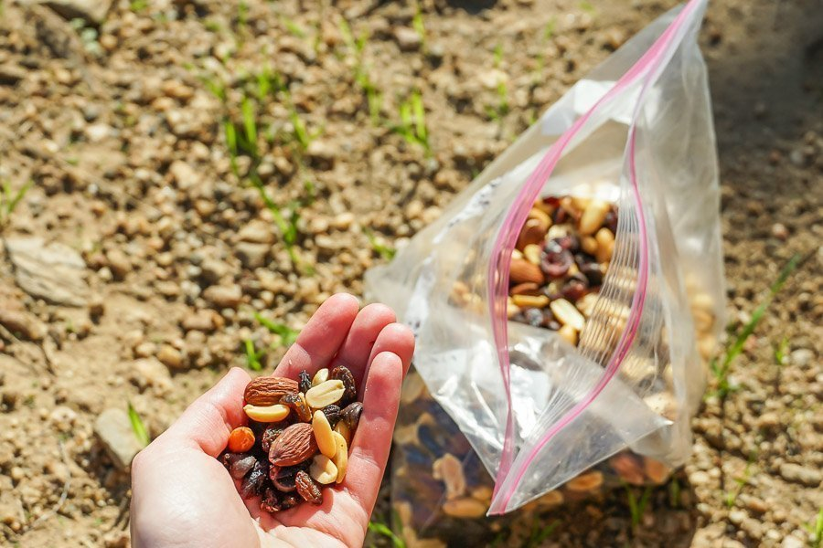 Healthy Trail Mix 1