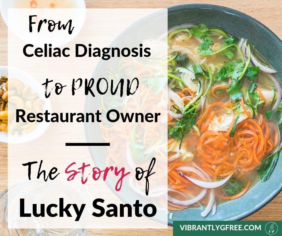 Luck Santo Interview Facebook
