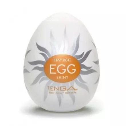 Huevo tenga MASTURBADOR MASCULINO SHINY -EGG en Vibrashop