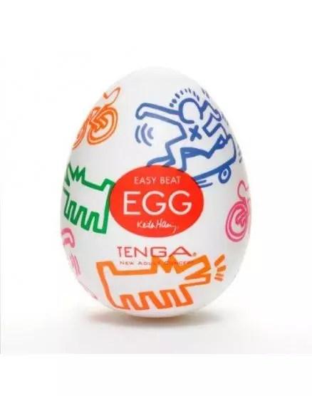 regale huevos tenga en Vibrashop DELUXE HUEVO MASTURBADOR