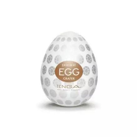 regale huevos tenga en VIBRASHOP MASTURBADOR MASCULINO CRATER -EGG