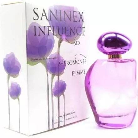 Saninex Perfume Phéromones en Vibrashop para aumentar la libido