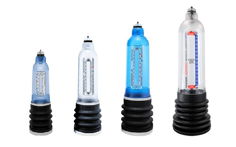 Las 5 mejores hidrobombas para pene