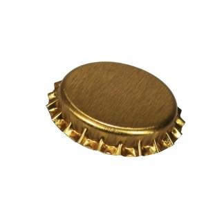 Guldkapsel, 26 mm.