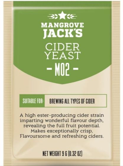 Mangrove Jack's Cider M02 gær