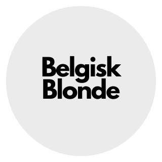 Belgisk Blonde