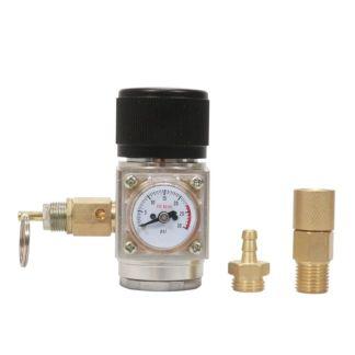 Kompakt CO2 regulator